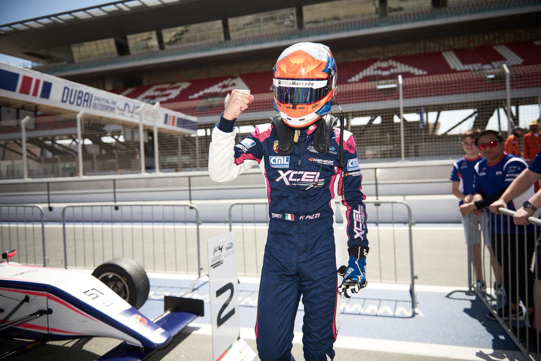 Pizzi Campione F4 UAE